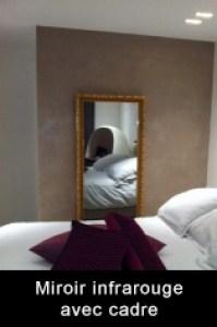 L 39 infrarouge et le chauffage la thermoth rapie for Miroir infrarouge