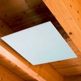 Radiateur infrarouge long blanc Vitramo plafond  280 watts