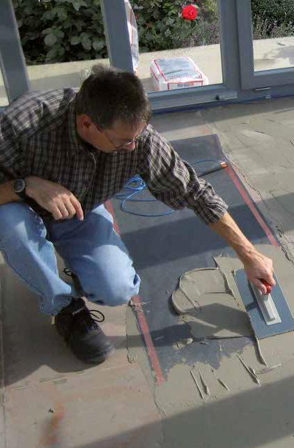 Film 36 volts pour v randas pi ces carrel es pi ces avec parquet fixe film pose plafond for Comment chauffer une veranda