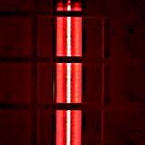 Lampe infrarouge Dr FISCHER 500 watts lumière rouge/ blanche