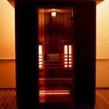 Lampe infrarouge Dr FISCHER 500 W  sauna humide
